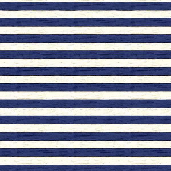 Blue Wood Plank Stripe 93090-411