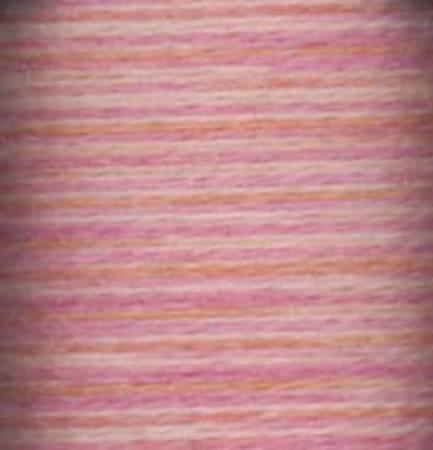 Lana 12 Variegated Thread 12wt 220yd Rose Garden