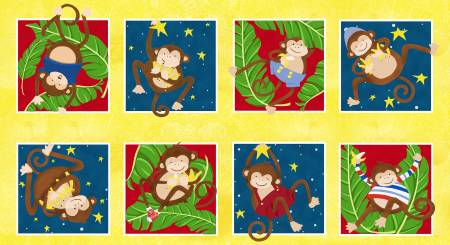 Monkey Business  - Monkey Blocks Panel
