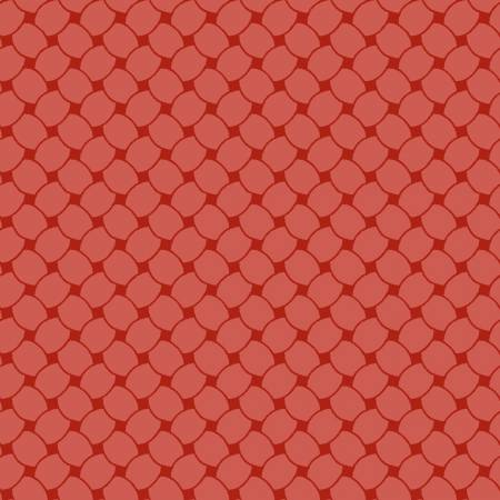Soft Red Fine Netting