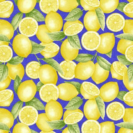 9345-74 Multi Just Lemons Henry Glass & Co.