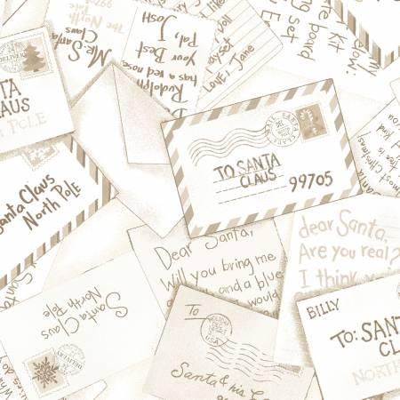 Letters to Santa MAS9373-W