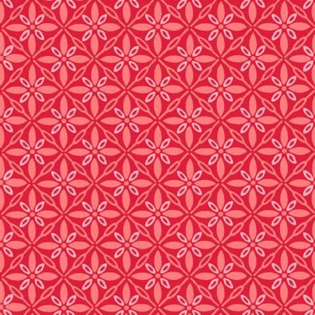 Kimberbell Basics MAS9396-R Red Tufted Star