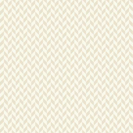 Cream Herringbone Texture