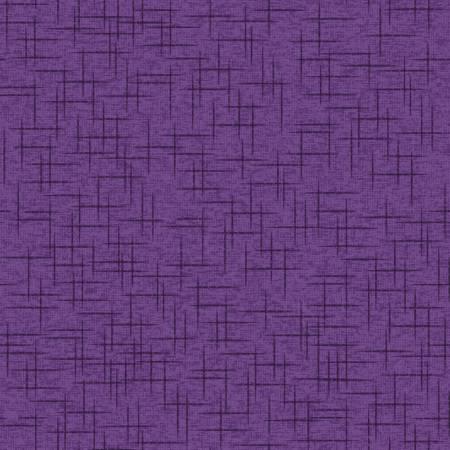 FQ Purple Linen Texture