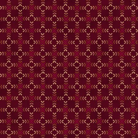 Gratitude & Grace 9410-55 Wine Blossoms