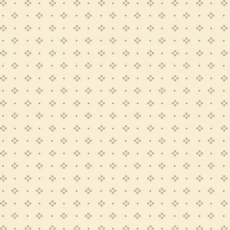 Grace & Gratitude Cream Dots & Boxes