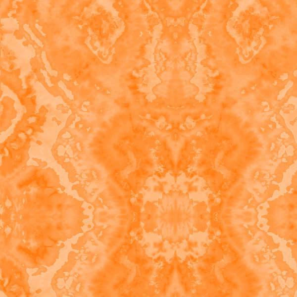 Orange Blender Flannel