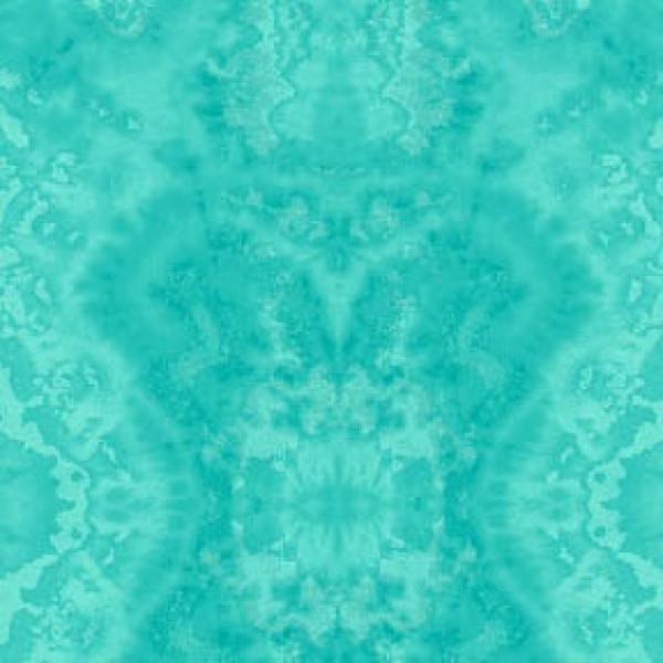 Teal Sponge Textures Flannel