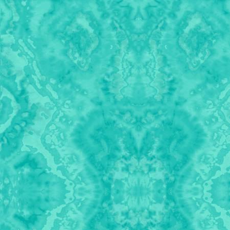 Turquoise Blender Flannel
