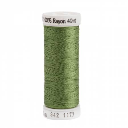 Rayon Thread 2-ply 40wt 268d 250yds Avocado