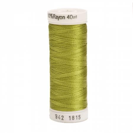 1815 Rayon 40wt 250yds Japanese Fern Sulky