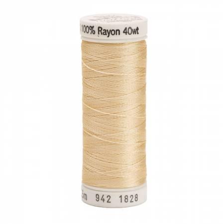 1828 Rayon 40wt 250yds Seashell Sulky