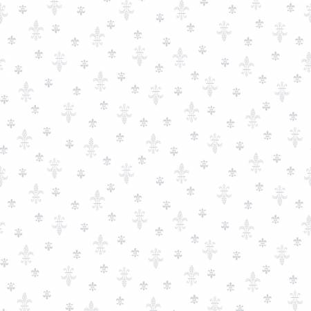 Quilter's Flour II  -  Fleur de Lis