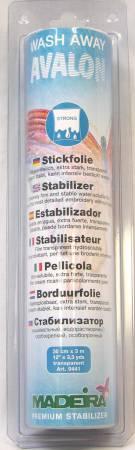Madeira Avalon Plus Wash Away Stabilizer