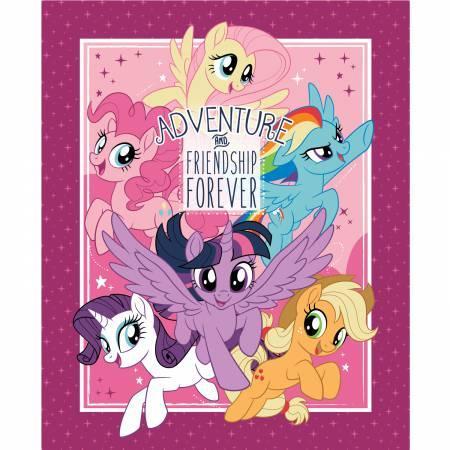 Multi My Little Pony Adventure & Friendship Digital Panel