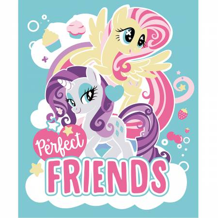 Hasbro My Little Pony Perfect Friends Panel