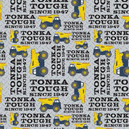 Yellow Tonka Tough