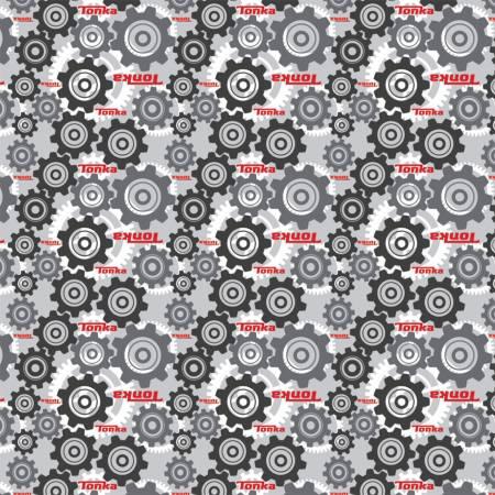 Grey Tonka Gears