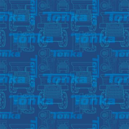 Tonka Blueprint 01
