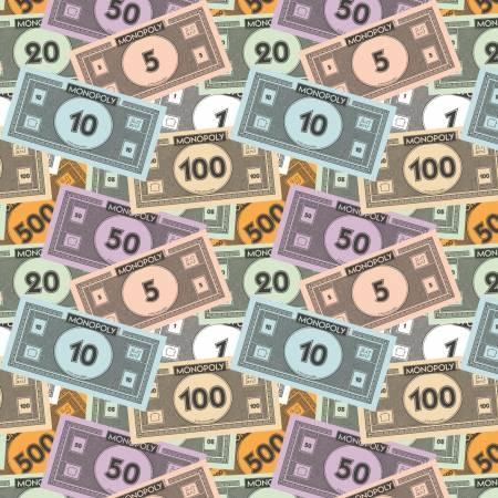 Hasbro Monopoly - Money Stack
