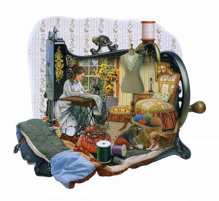 Sewing Memories 1000pc puzzle