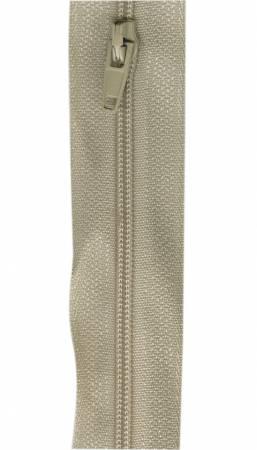 Make-A-Zipper Regular Beige