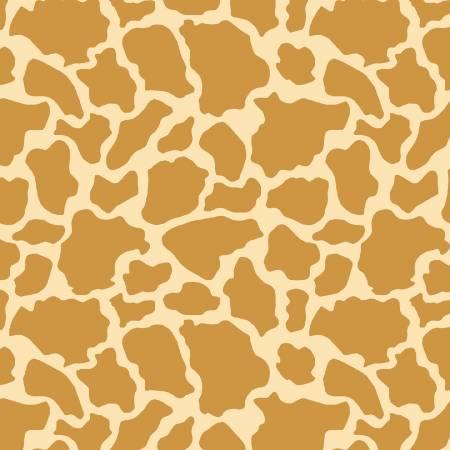 Wild and Free - Giraffe Skin Tan