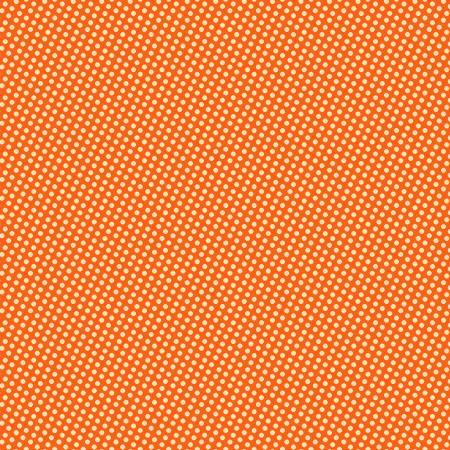 Wild & Free Orange Mini Dots