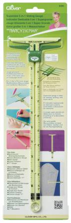 Clover Supersize 5 in 1 Sliding Gauge