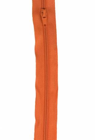 Make-A-Zipper Orange per inch