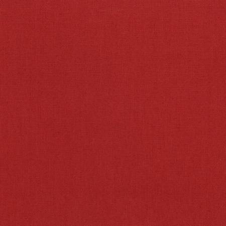 Bowood Red Cotton Solid