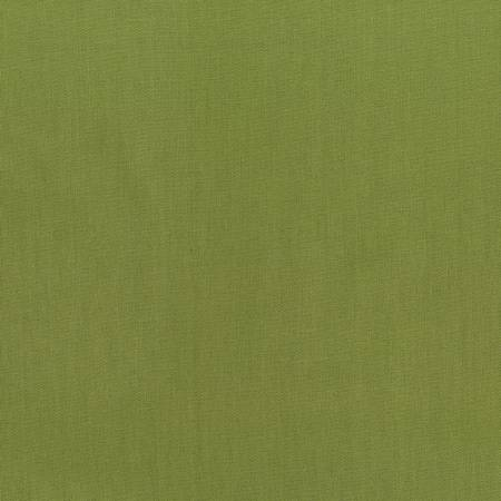 Bowood Green Cotton Solid