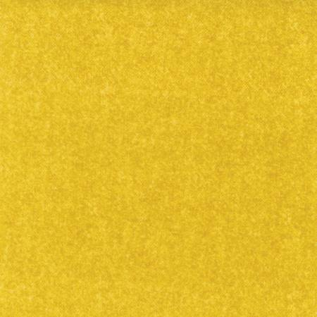 Wool Tweed Flannel Honey