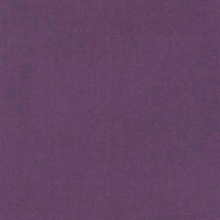 9618F-66 Wool Tweed Flannel Eggplant