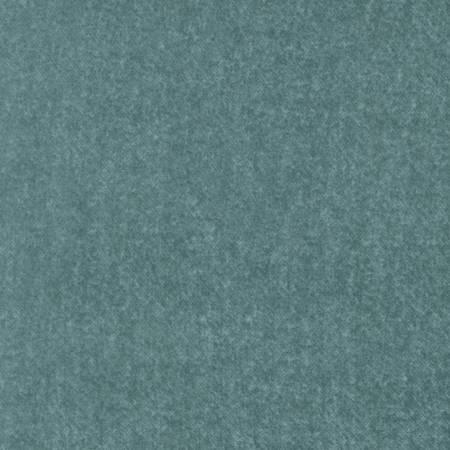Fabric-Benartex Flannel Tweed Aquamarine 81