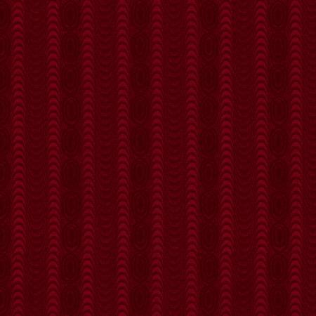 Red Moire Stripe 9672 88