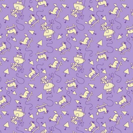 Nana Mae V - Lavender Little Bo Peep