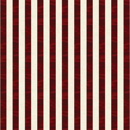 Red/White Channel Stripe
