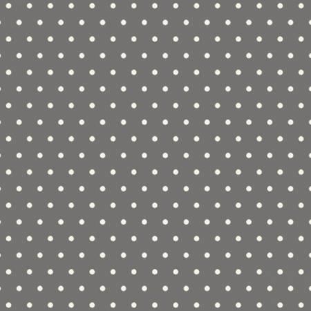 Grey Pin Dots