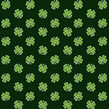 Hello Lucky - Four Leaf Clover - Green 97335 69