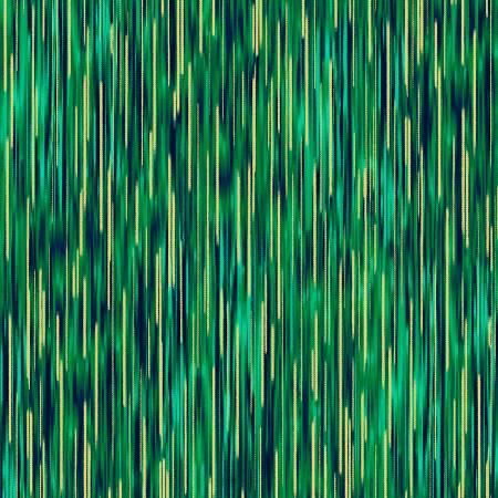 **Emerald Green Serenade Stripe w/Metallic