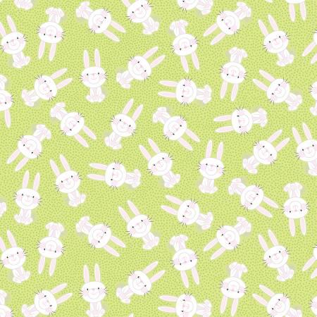 Hippity Hoppity Green Bunny Hop 9759-04