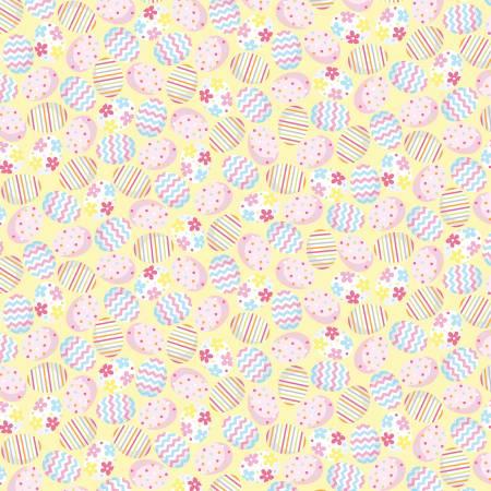 Hippity Hoppity Yellow Eggs-stra Special 9762-03
