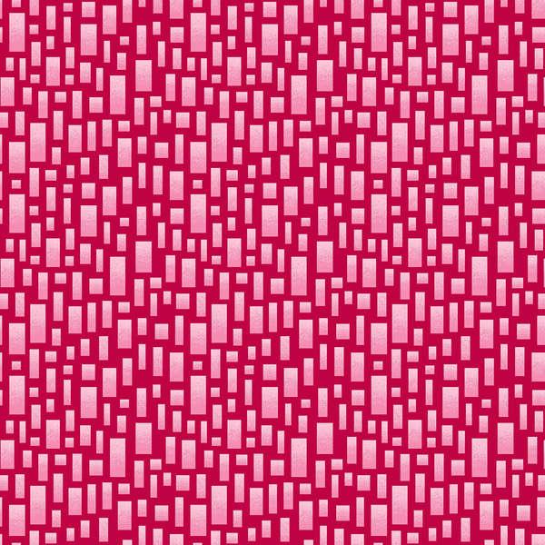 Pink Floating Rectangles