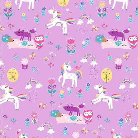 Lilac Magical Forest Pearlized