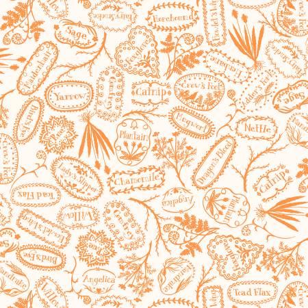 Spellcaster's Garden-Plant Markers-Orange