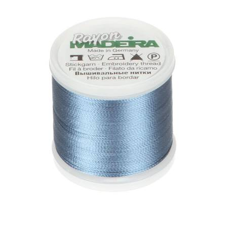 Rayon Embroidery Thread 40wt 220yds Baby Blue