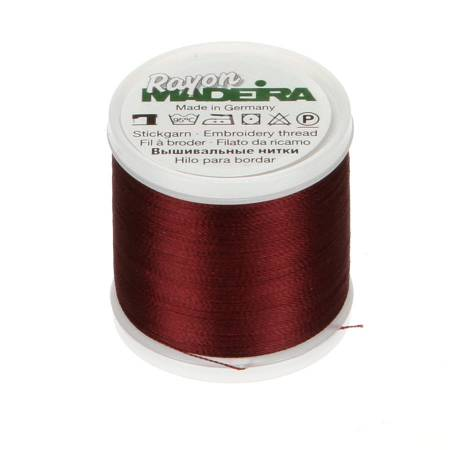 Rayon Embroidery Thread 40wt 220yds Wine