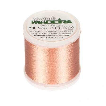 Rayon Embroidery Thread 40wt 220yds Pastel Mauve